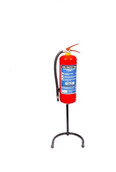 Vipfire 6 kg Kuru Kimyevi Tozlu Yangın Söndürme Cihazı