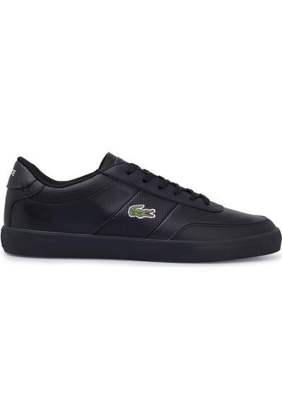 Lacoste Court-Master 0120 1 Cma Ayakkabı Erkek Ayakkabı 740CMA0014 02H Siyah 41