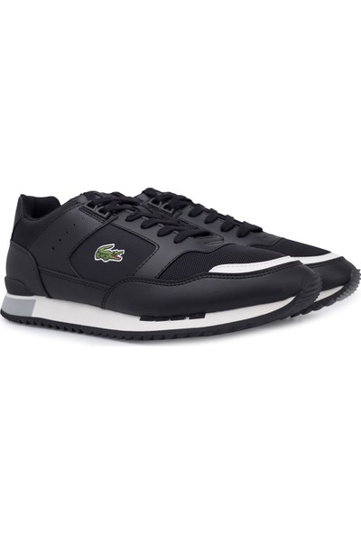 Lacoste Partner Piste 01201 Sma Ayakkabı Erkek Ayakkabı 740SMA0025 231 Siyah 45