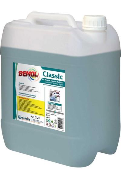 Bemol Classic Sıvı Bulaşık Yıkama Maddesi 5 kg