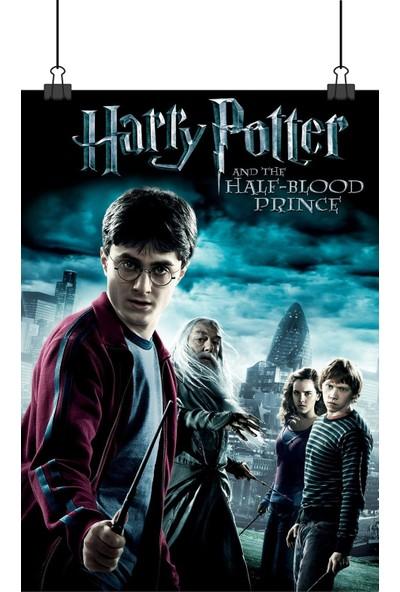 Harry Potter ve Melez Prens And The Halfblood Prince Film Afiş 48 x 33 cm Posteri