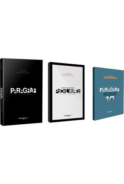 Marka Yayınları 2020 Konu Özetli Paragraf Konu Özetli Yeni Nesil Problemler ve Yeni Nesil Paragraf 10 Deneme 3'lü Set