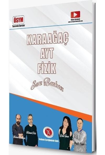 Karaağaç Yayınları AYT Fizik Soru Bankası 2020