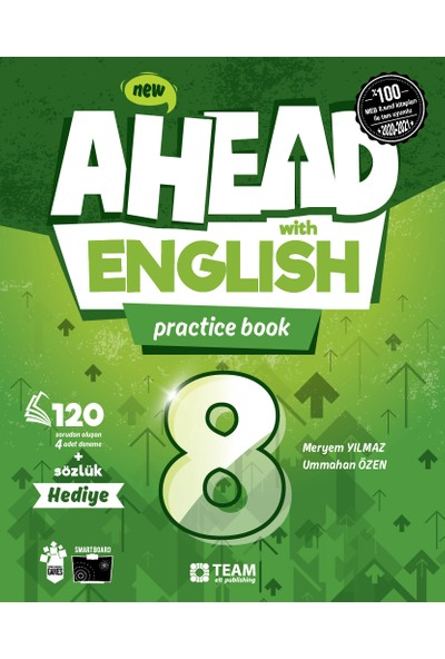 Team Elt Publishing Ahead With English 8 Practice Book