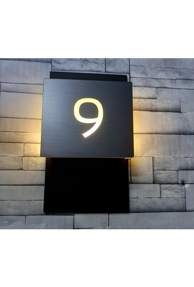 Micro Işıklı Oda ve Otel Kapı Numarası