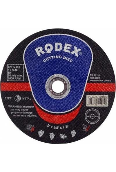 Rodex Metal Kesici Taş 230 x 3 x 22 mm