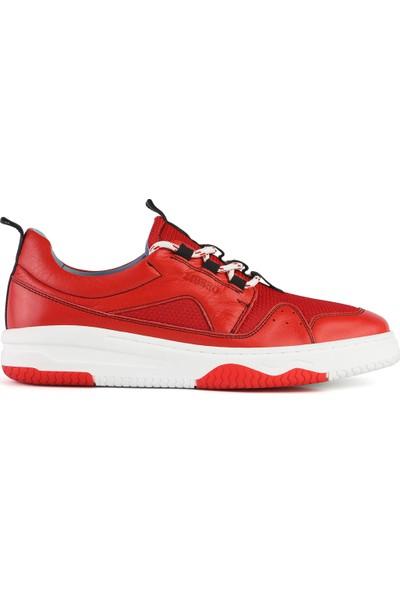 Libero 3341 Erkek Spor Ayakkabı Kırmızı