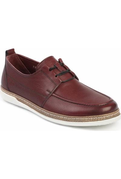 Libero L626 Casual Erkek Ayakkabı Bordo