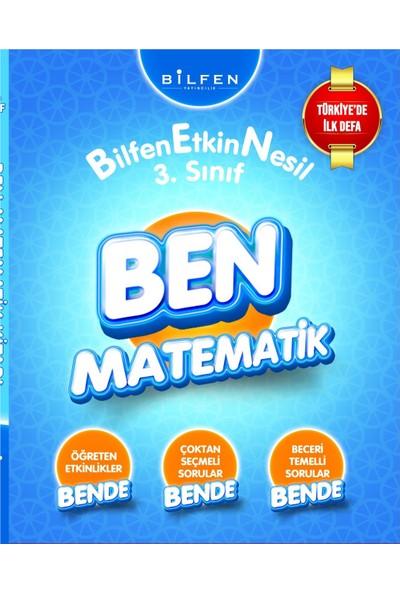 Bilfen Yayıncılık 3. Sınıf Ben Matematik