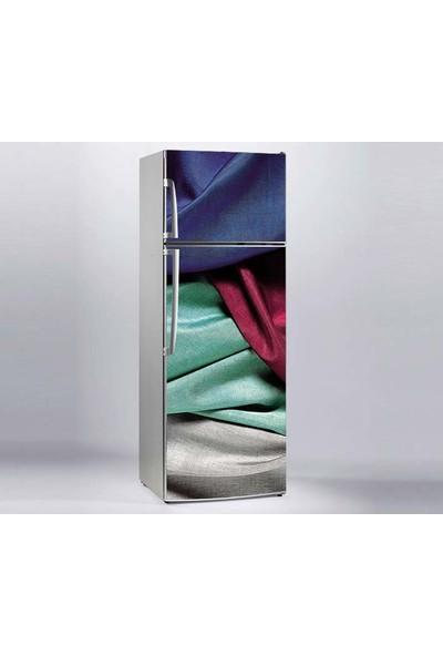 Jasmin Buzdolabı Sticker Kumaş