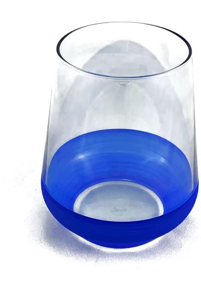 Altenta Mavi Meşrubat Bardağı 6 Parça Takım