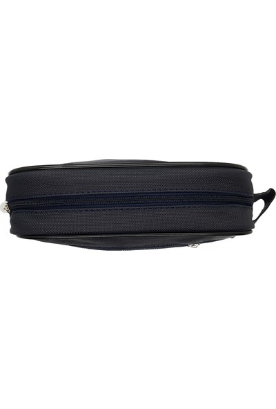 Gillette Erkek Tıraş Çantası - Seyahat Çantası - Kozmetik Çantası - Makyaj Çantası