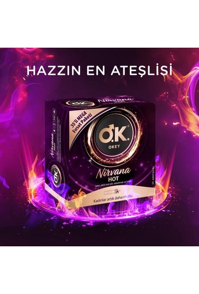 Okey Nirvana 35'li Prezervatif Avantaj Paketi