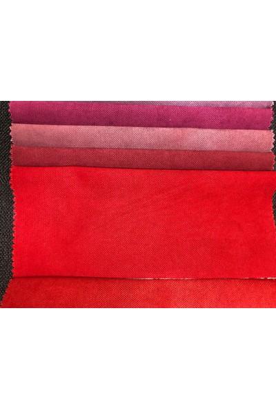 Hilal Casablanca Fon Perde Kırmızı