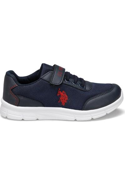 U.S. Polo Assn. Berry Summer Lacivert Erkek Çocuk Yürüyüş Ayakkabısı