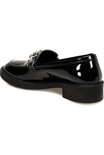 Butigo 20K-214 Siyah Kadın Loafer Ayakkabı
