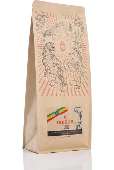 Uniqua Ethiopya Heirloom Filtre Kahve 500 gr