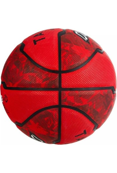 Tarmak R300 5 Numara Basketbol Topu Kırmızı