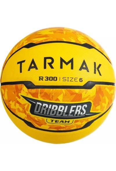 Tarmak R300 Basketbol Topu Sarı 6 Numara