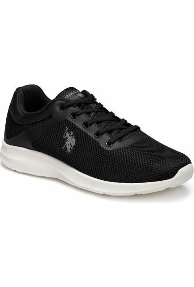 U.s. Polo Assn. Elıza Siyah Erkek Sneakers