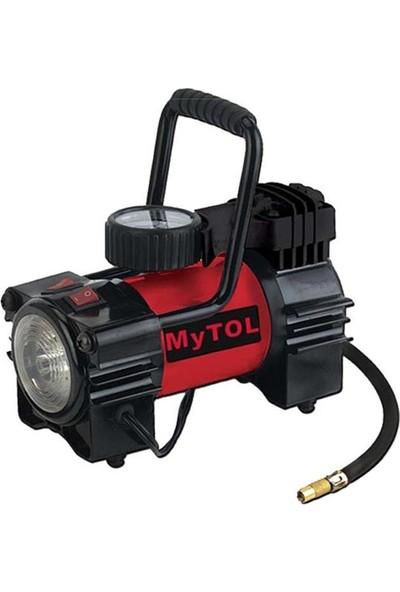 Mytol 12V Araç Kompresörü Fy 118 Mini Kompresör