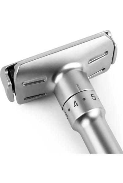 Qualis Shave Q7 Tıraş Makinesi ve 5 Adet Jilet