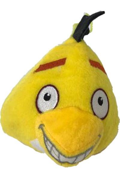Stuffed Toys Sevimli Peluş Sarı Kızgınkuş 11 cm