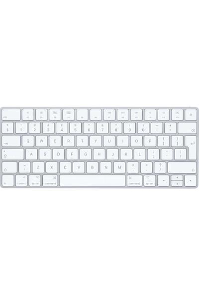 Apple Magic Keyboard Us English Klavye - Silver (Yurt Dışından)