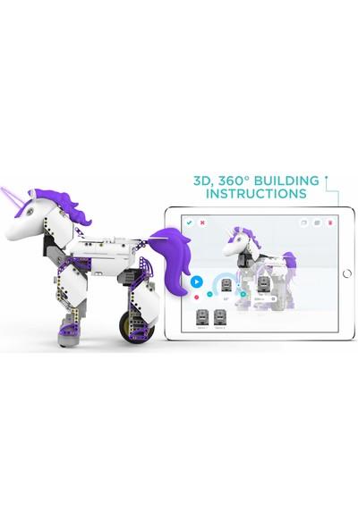Ubtech Mythical Series Unicornbot Unicorn Kodlama Robotu (Yurt Dışından)