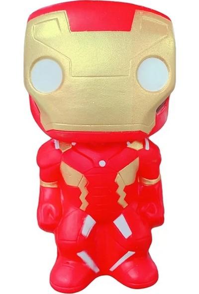 Şeker Ofisi Avengers Iron Man Squishy Oyuncak