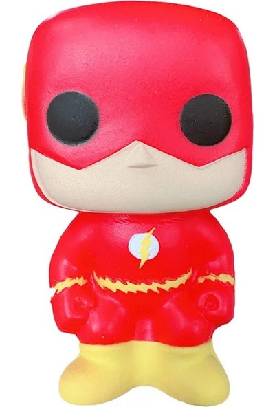 Şeker Ofisi Avengers Flash Squishy Oyuncak