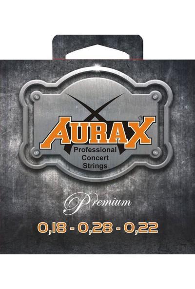 Aurax Bağlama Teli - Germany - Profesyonel - 018 Kısa Sap Saz Teli