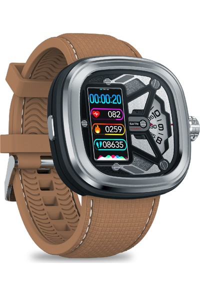Zeblaze Hybrid 2 Akıllı Saat IOS & Android Uyumlu (Yurt Dışından)