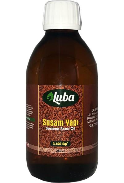 Luba Susam Yağı 250 ml