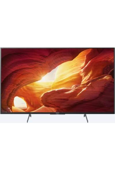 "Sony KD-49XH8596 49"" 124 Ekran Uydu Alıcılı 4K Ultra Hd Smart LED Tv"