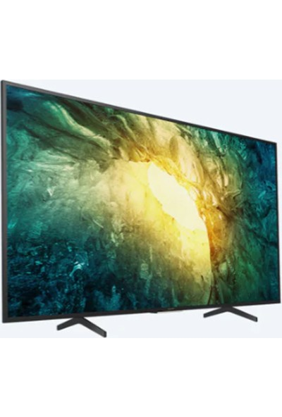 """Sony KD-49X7055 49"""" 124 Ekran Uydu Alıcılı 4K Smart LED Tv"""