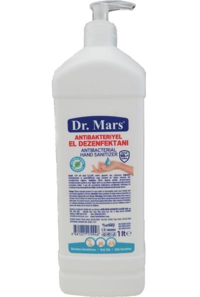 Dr. Mars Alkollü Dezenfektan 1 lt 2 Adet