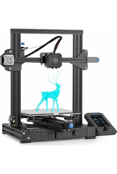 Creality 3D Crealıty Ender 3 V2 3D Yazıcı