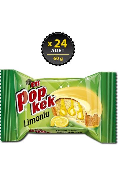 Eti Popkek Limonlu 60 g x 24 Adet