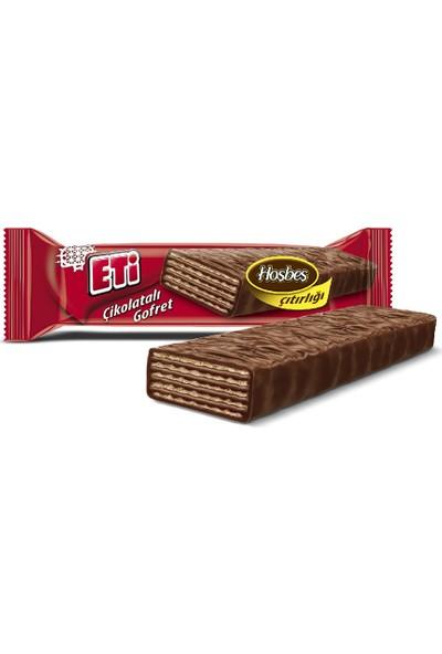 Eti Çikolatalı Gofret 34 g x 36 Adet