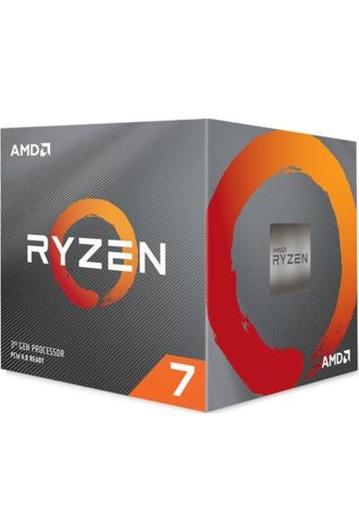 AMD Ryzen 7 3800XT 4.5GHz 32MB Cache Soket AM4 İşlemci