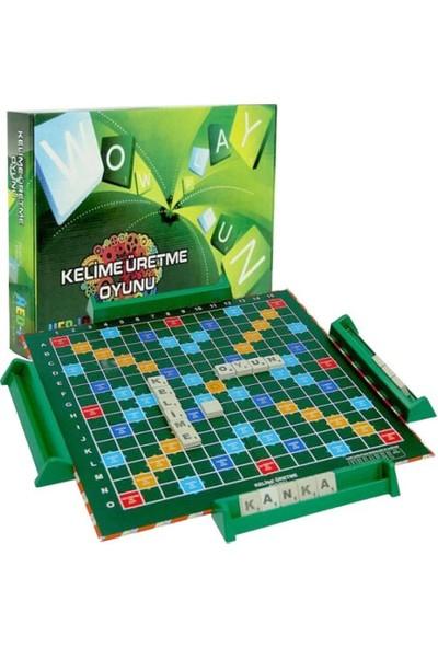 Hobi Eğitim Dünyası Kelime Üretme Oyunu