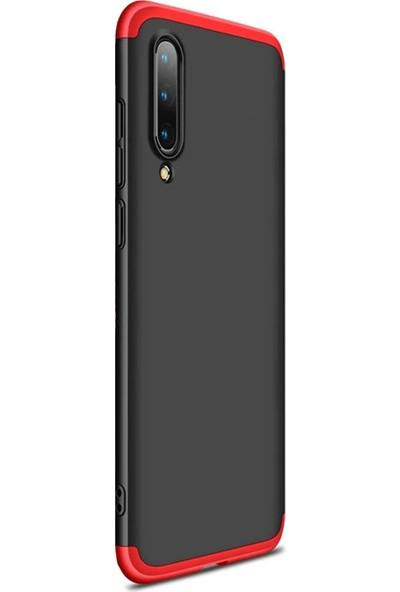 AksesuarLab Zore Ays Kapak - Xiaomi Mi 9SE Kılıf 360 Tam Koruma Kılıf - 360 Derece Tam Koruma