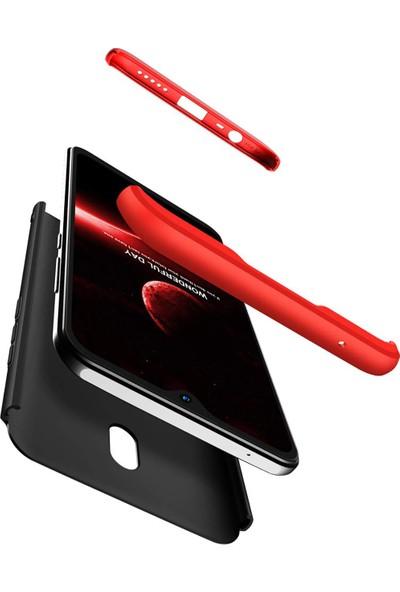 Zore Ays Kapak - Xiaomi Redmi 8A Kılıf 360 Tam Koruma Kılıf - 360 Derece Tam Koruma