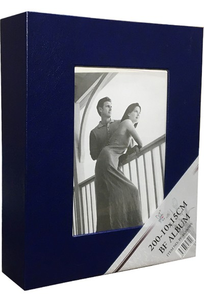 Bf Albüm Fotoğraf Albümü 200'lü 10 x 15 cm