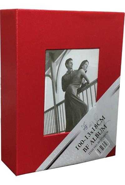 Bf Albüm Fotoğraf Albümü 100'lü Vinlex Deri 13 x 18 cm