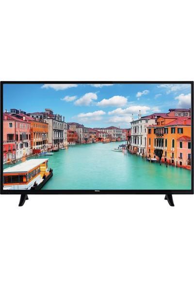 """Regal Tv 43R6550FA 43"""" 108 Ekran Dahili Uydu Alıcılı Smart LED Tv"""