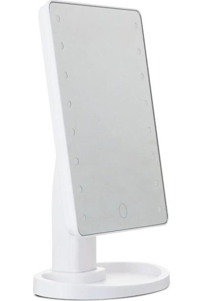 Eklips Dokunmatik LED Işıklı Ayna