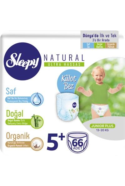 Sleepy Külot Bez 5+ Numara Junıor Plus 66 13 - 20 Kg