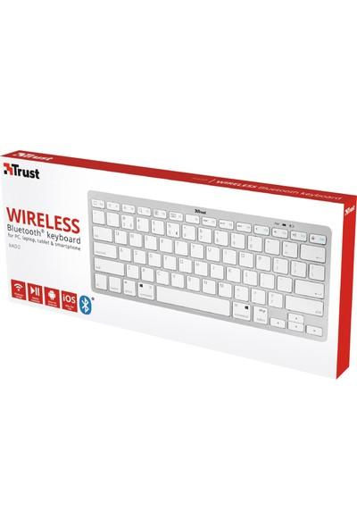 Trust 22238 Nado PC/Laptop/Android/iOS Uyumlu Kablosuz Bluetooth Klavye